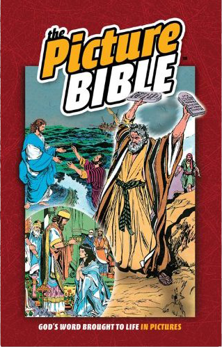 Get the picture bible. Click on the image!